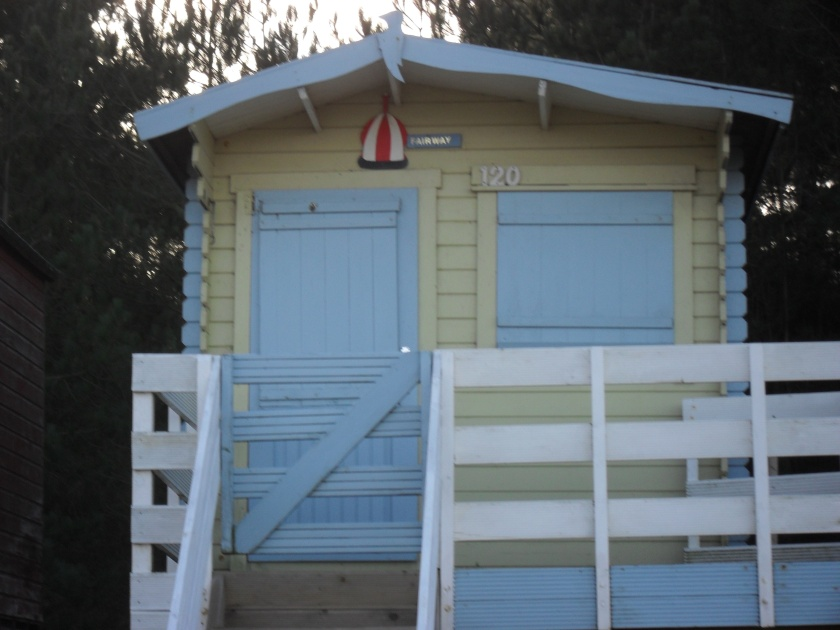 Beach Hut, Wells beach