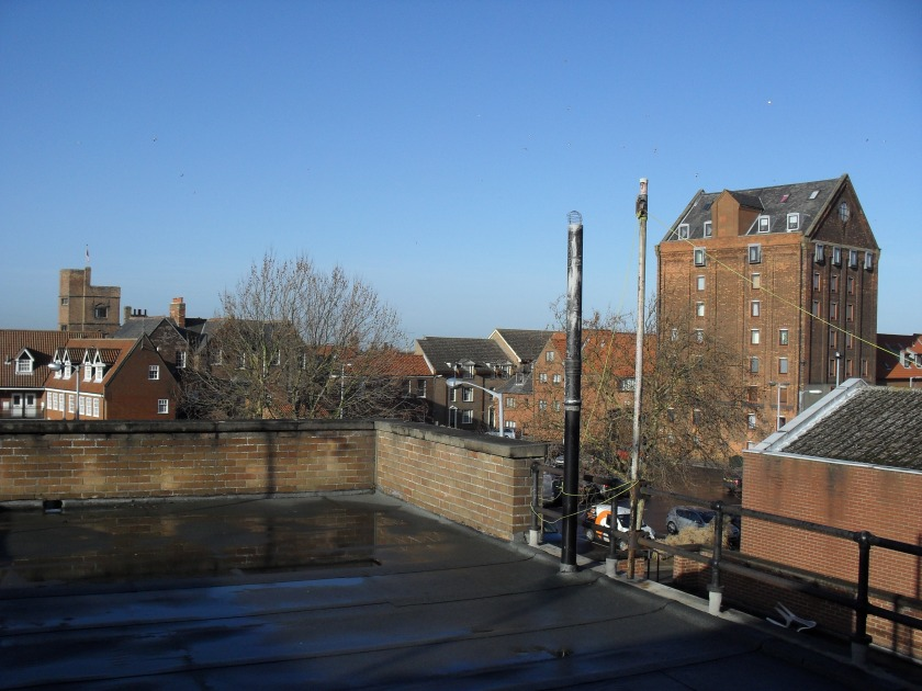 View from the rooftops 27/01/2012