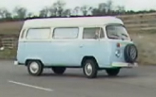 This is the vehicle that Charlie Ross and Christina Trevanion are using in Antiques Road Trip