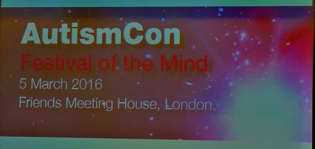 AutismCon – A Festival of the Mind