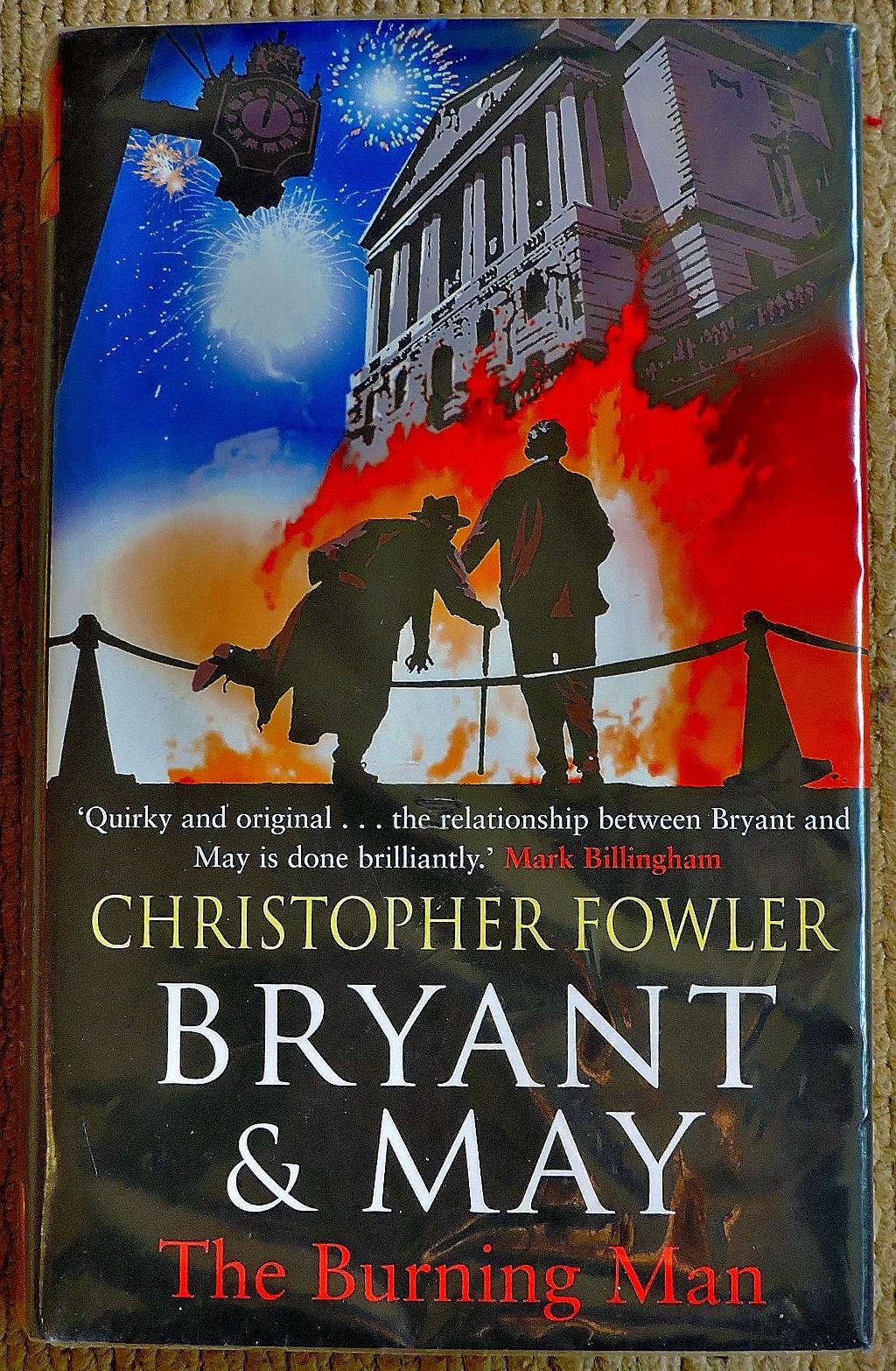 Book Review: The BurningMan