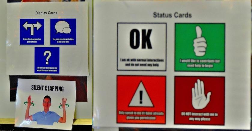 Mel Bruce Autism Friendly Guidelines