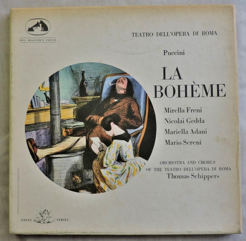 La Boheme - Teatro Dell'Opera Di Roma