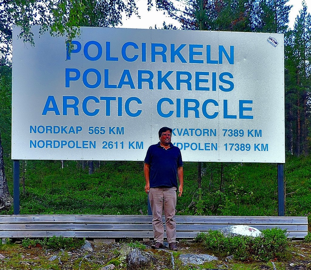 Inlandsbanan 7: Vilhelmina Norra to the Edge of the Arctic Circle