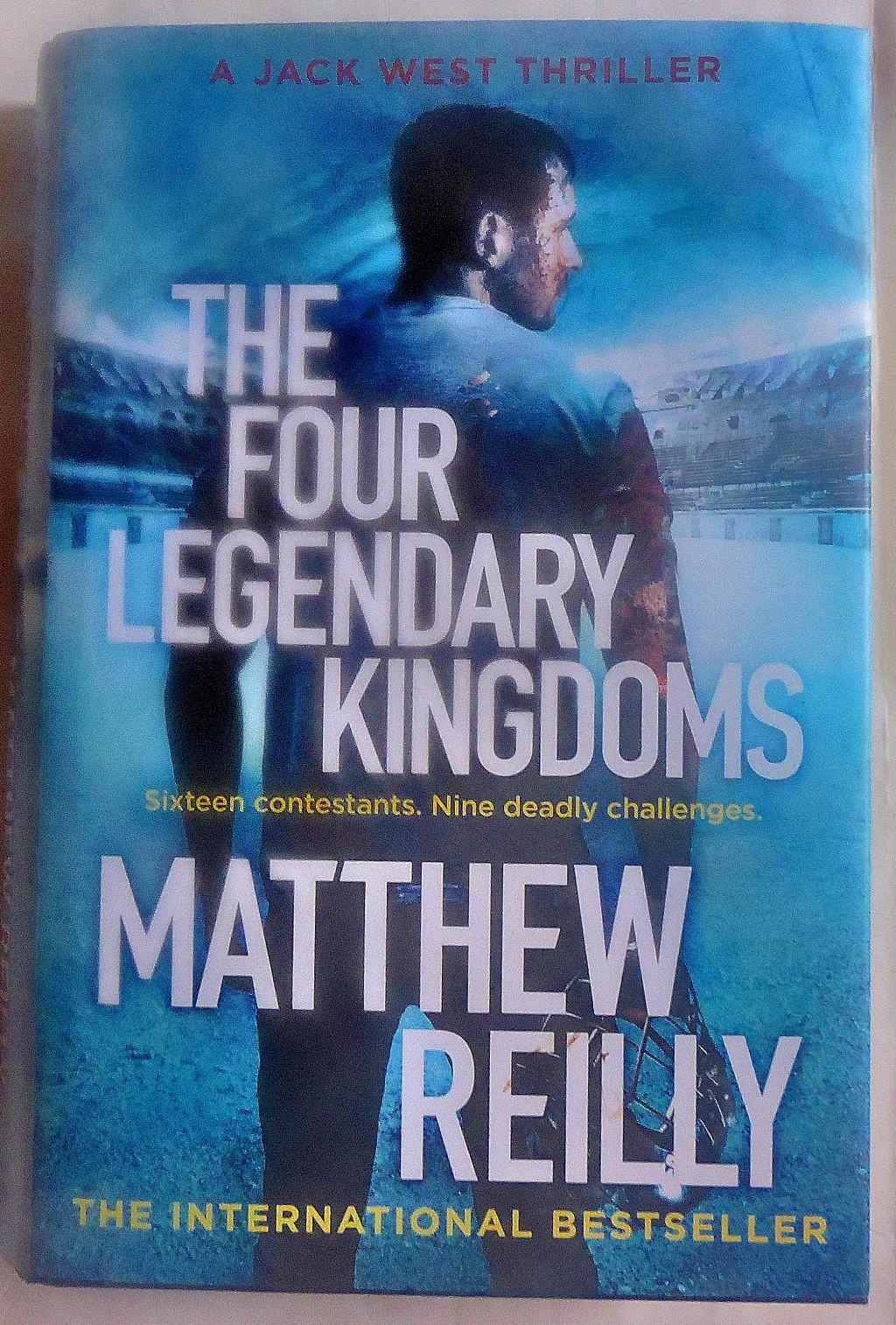 The Four Legendary Kingdoms – BookReview