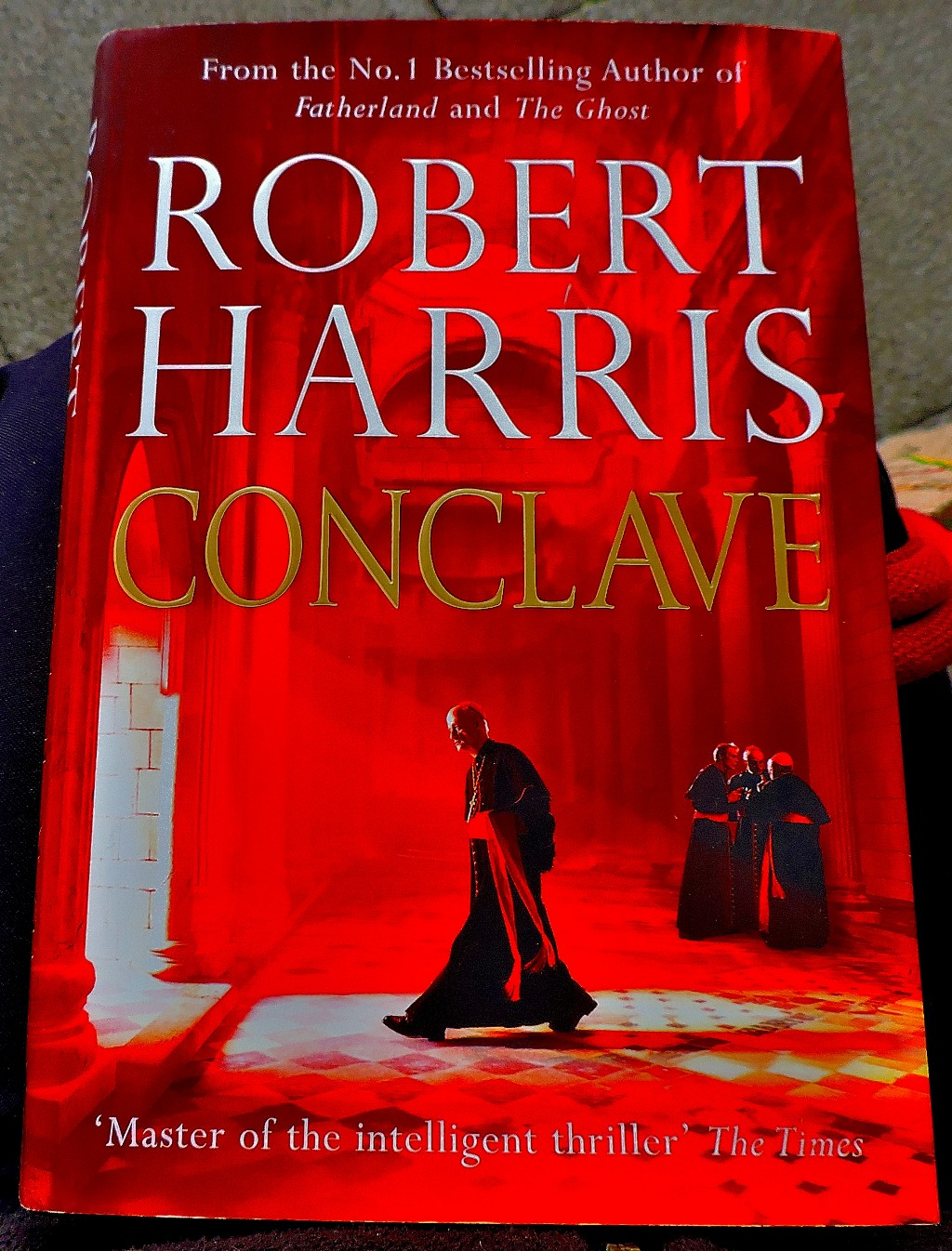 Conclave – BookReview