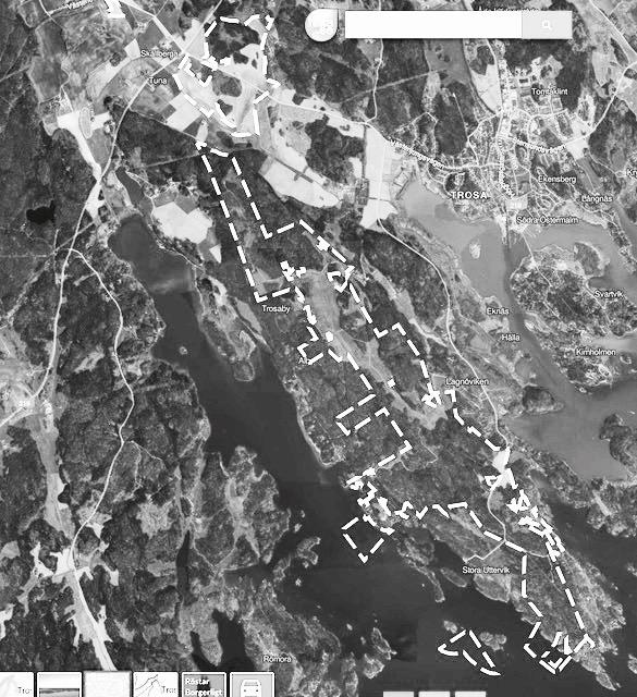 Trosaskogen Tureholmshalvön