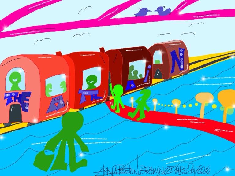 The A(nna) Trainstation