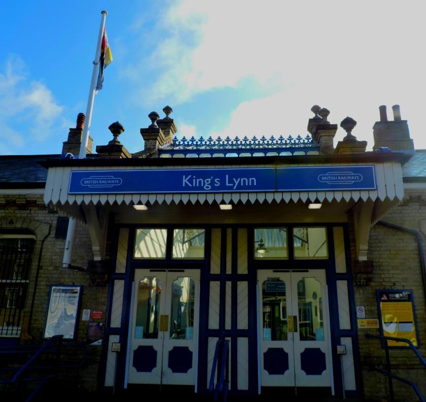 railwaystation