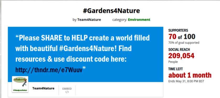 Gardens4Nature