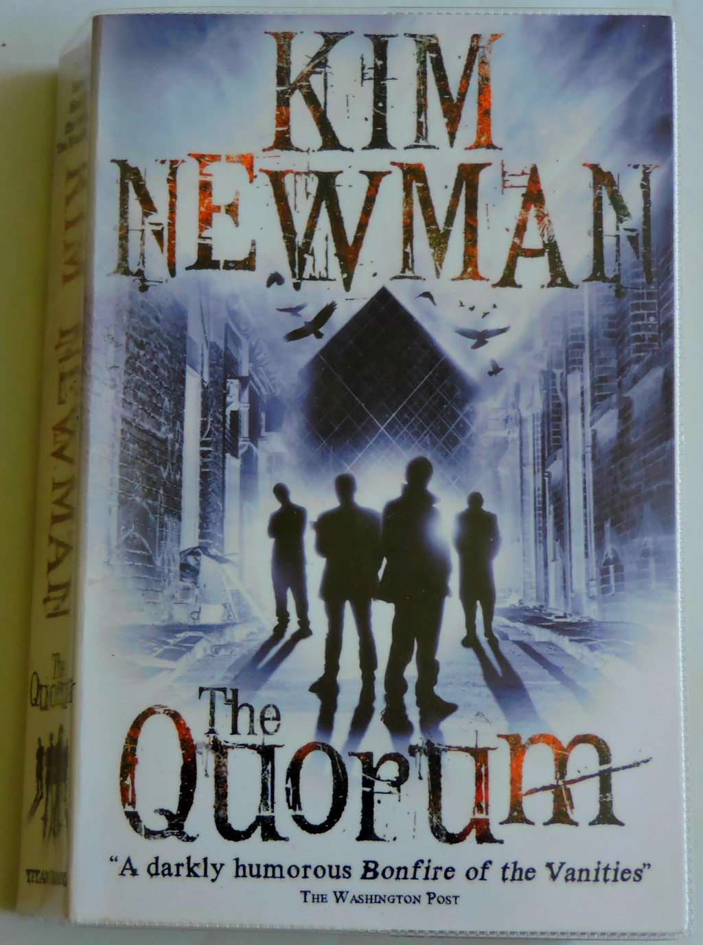 The Quorum: Book Review