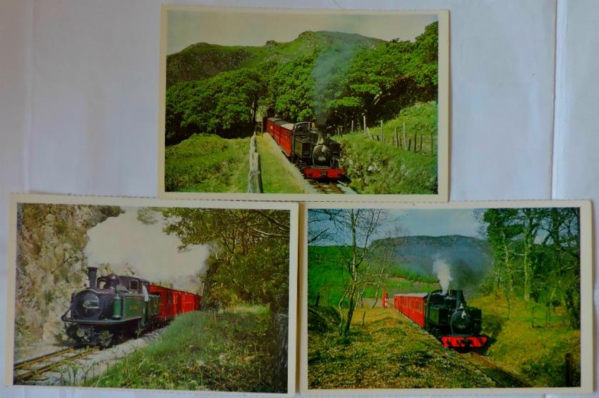 Ffestiniog Railway 1-3