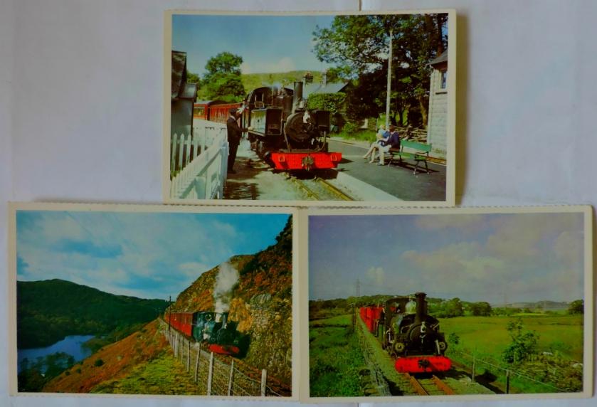 Ffestiniog Railway 4-6
