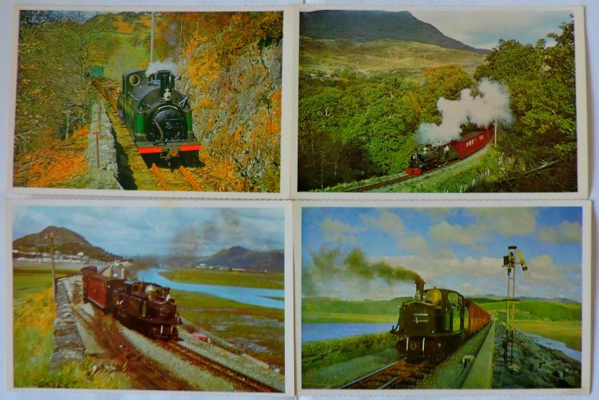 Ffestiniog Railway 7-10