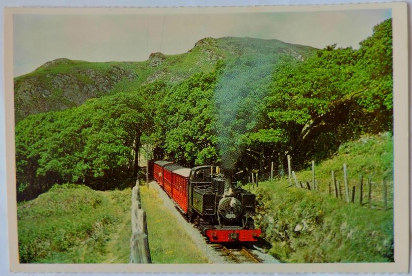 Ffestiniog Railway I1