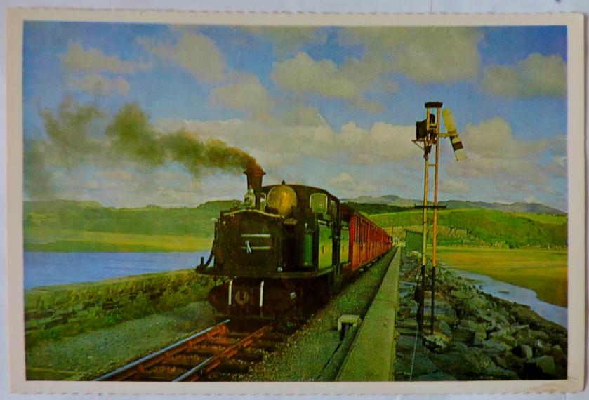 Ffestiniog Railway I10