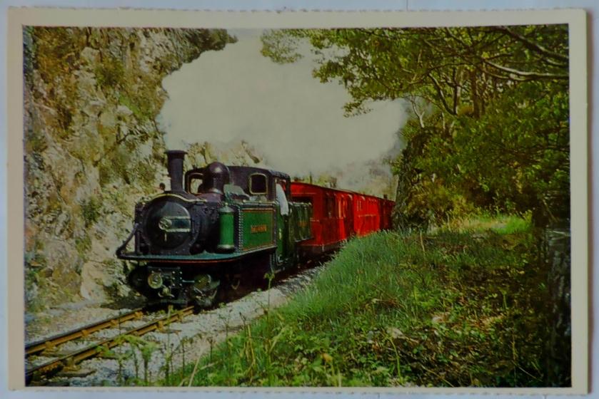 Ffestiniog Railway I2