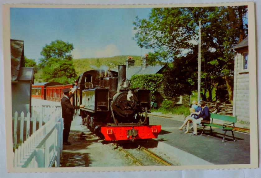 Ffestiniog Railway I4
