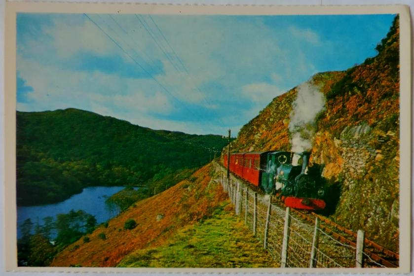 Ffestiniog Railway I5