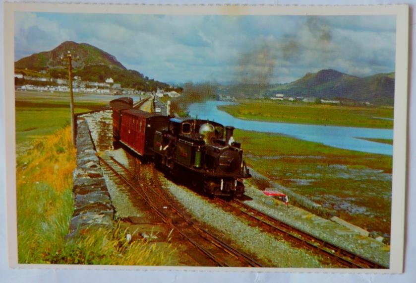 Ffestiniog Railway I8