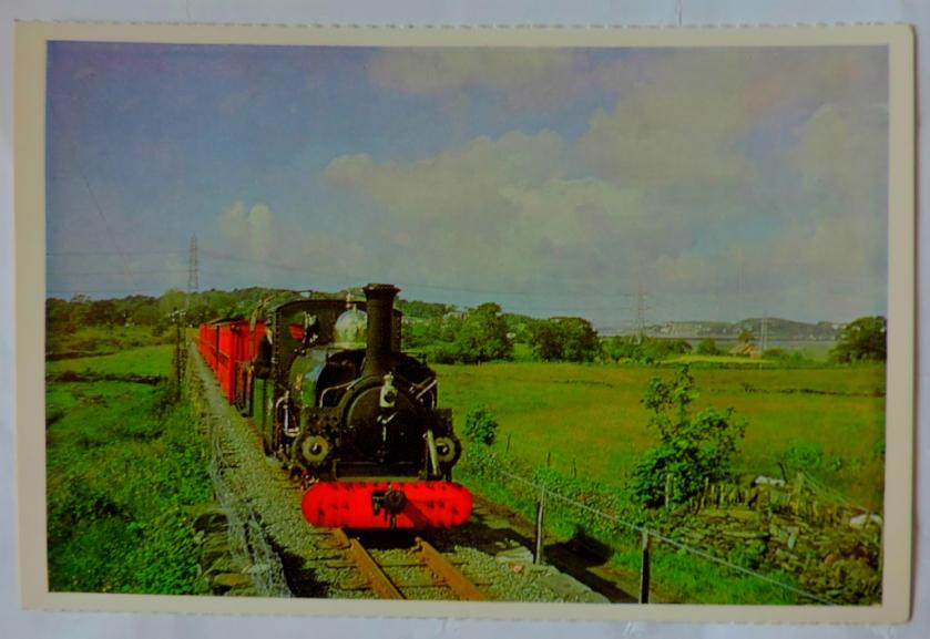 Ffestioniog Railway I6