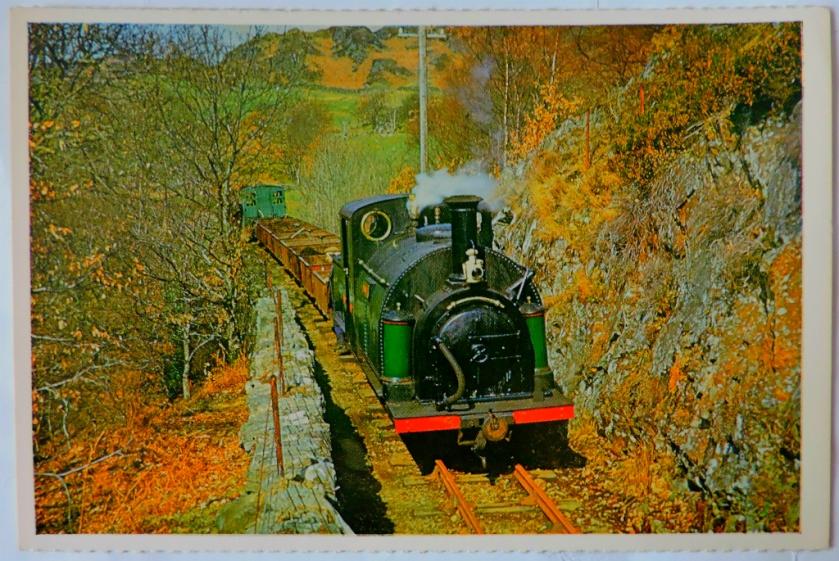 Ffestioniog Railway I7