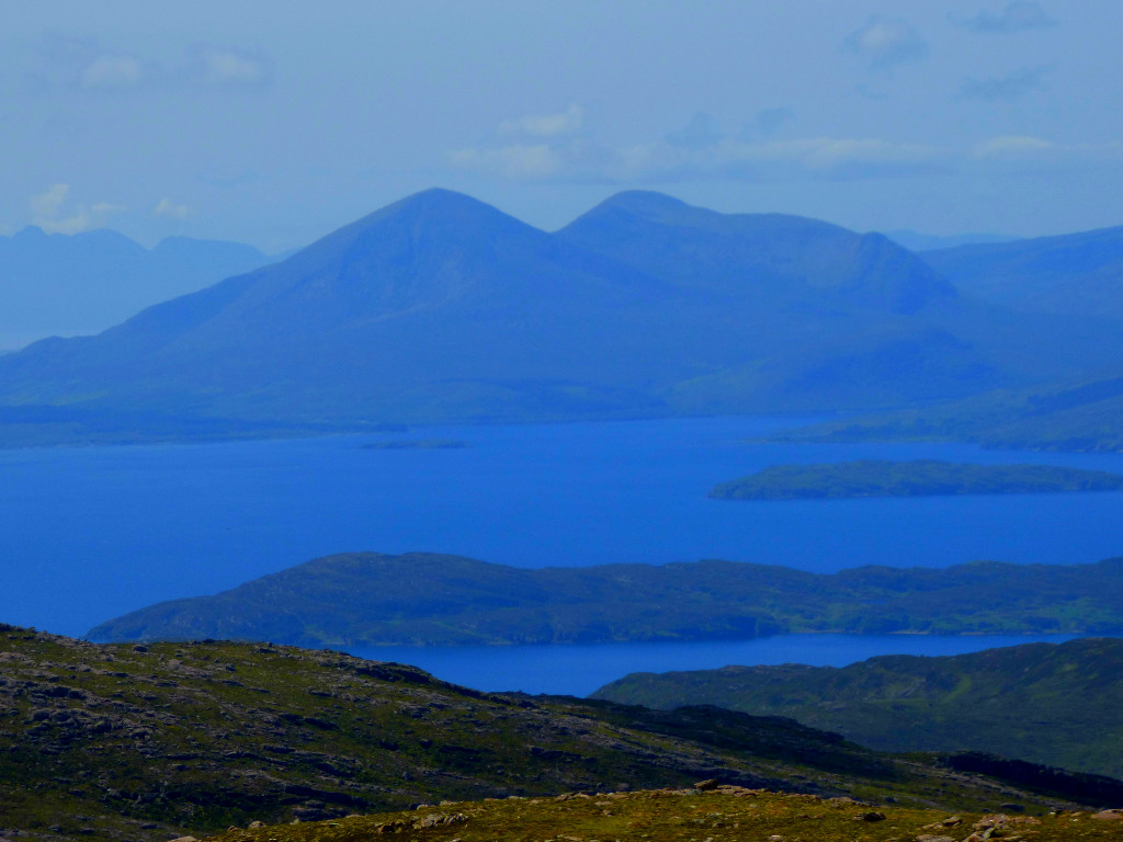 Scotland – A Very Scenic Journey 3: The Descent to Applecross
