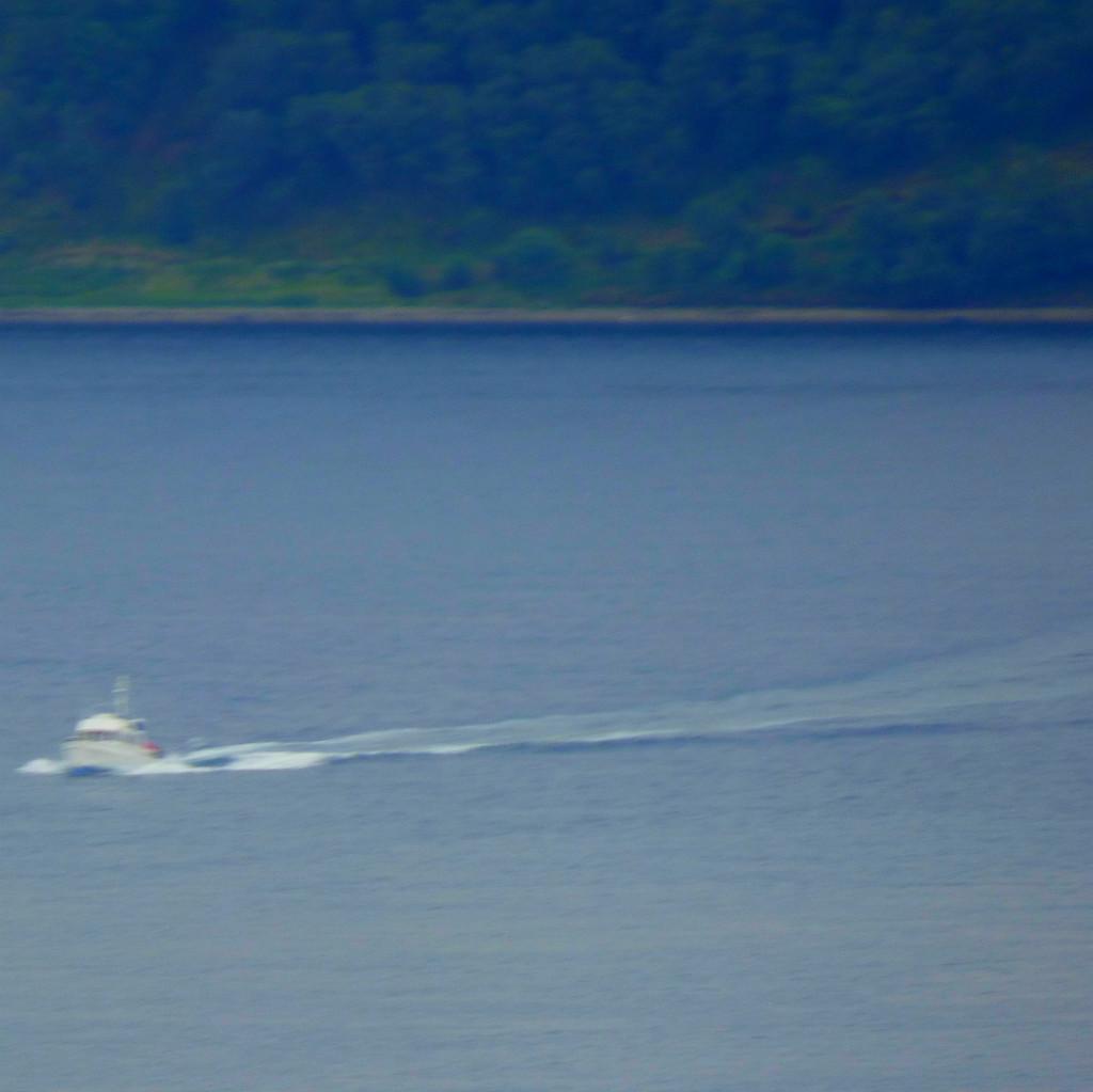 boat on lochalsh