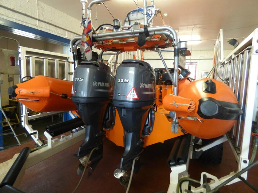 Boat -stern