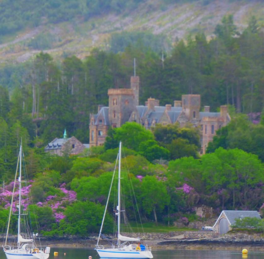 Castle, Plockton