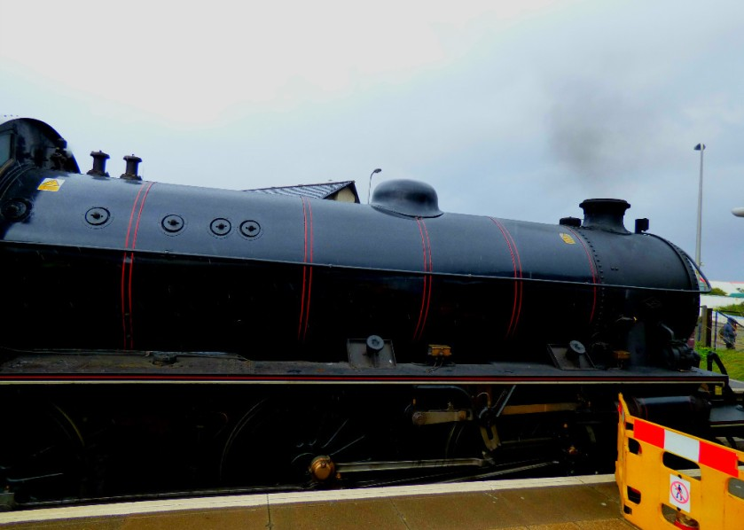 Front of Loco