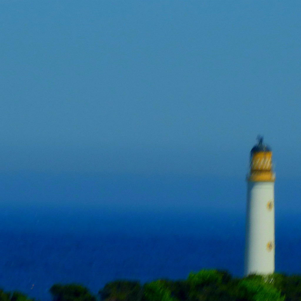 Lighthouse, near Scottish border