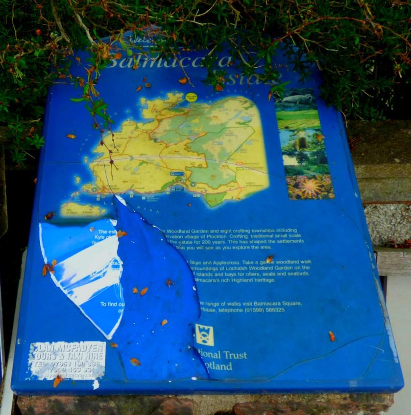 Map, Plockton