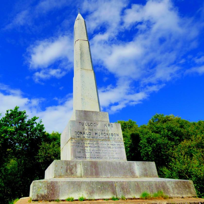 Murchison Monument1