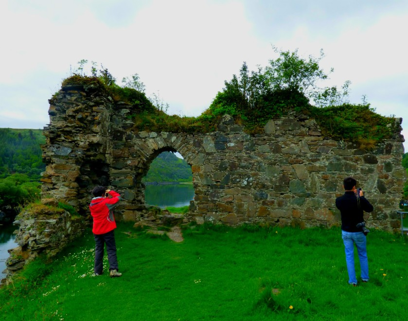 ruined castle 8