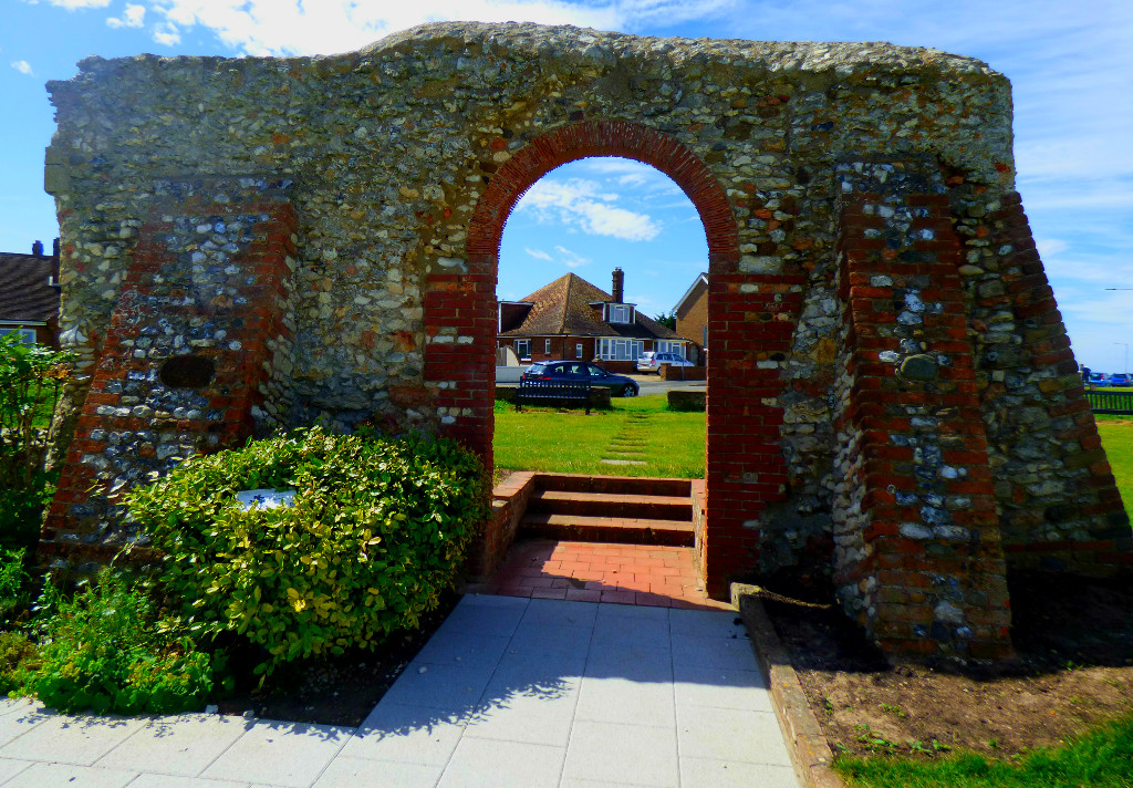 St Edmunds doorway