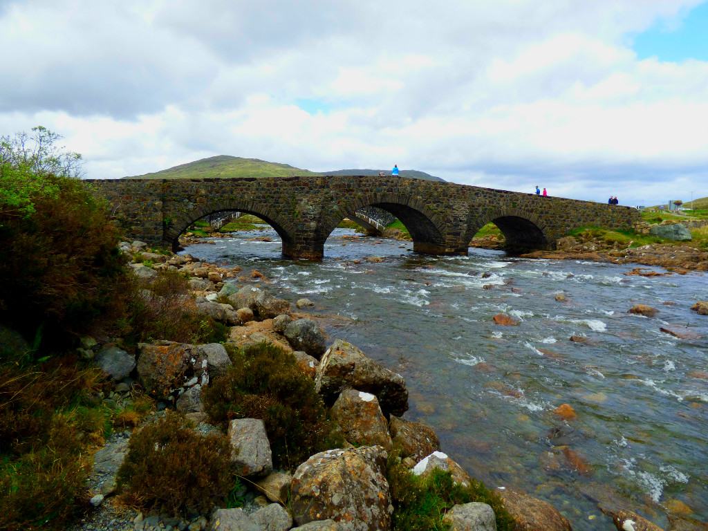 Scotland: The Isle of Skye 4- Bridges and Departure