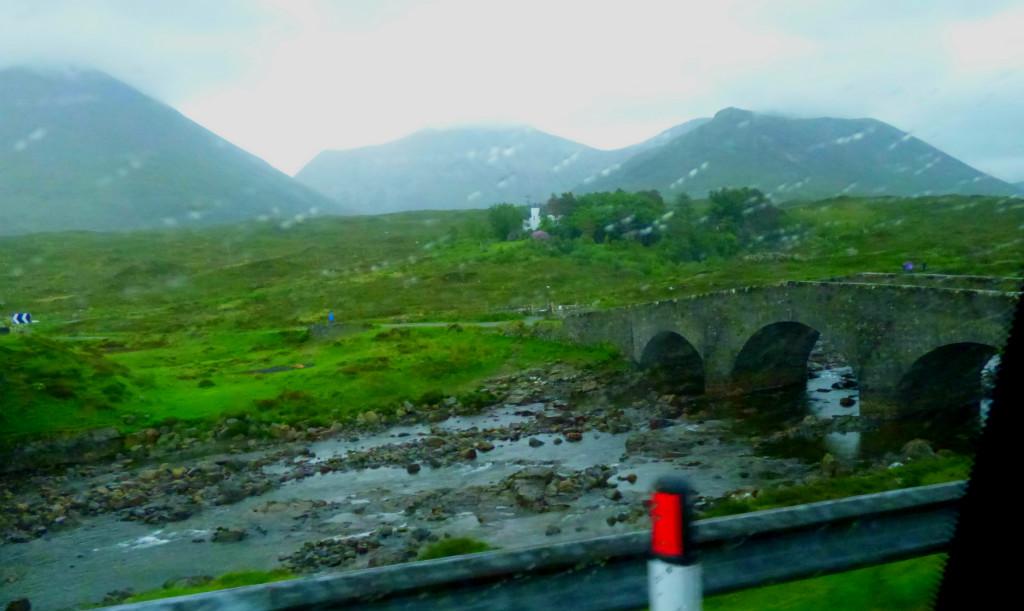 Scotland – Isle of Skye 1: Ferry Cottage to TaliskerDistillery