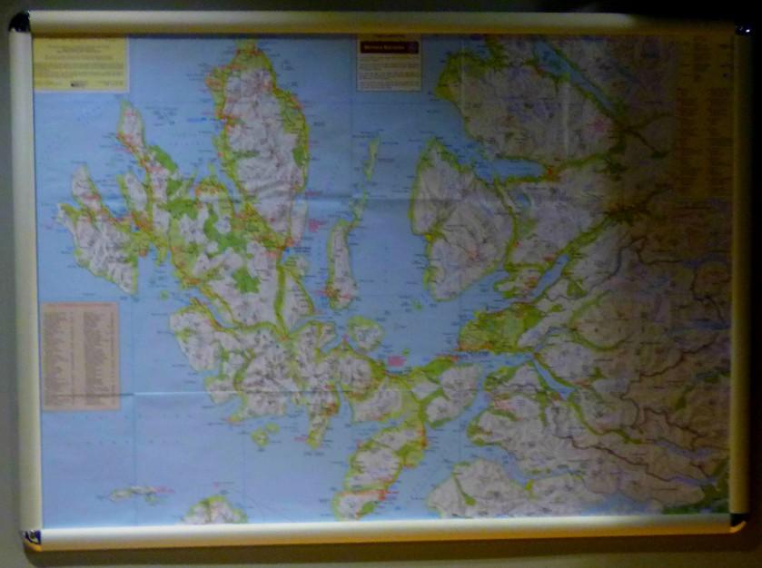 Talisker Map