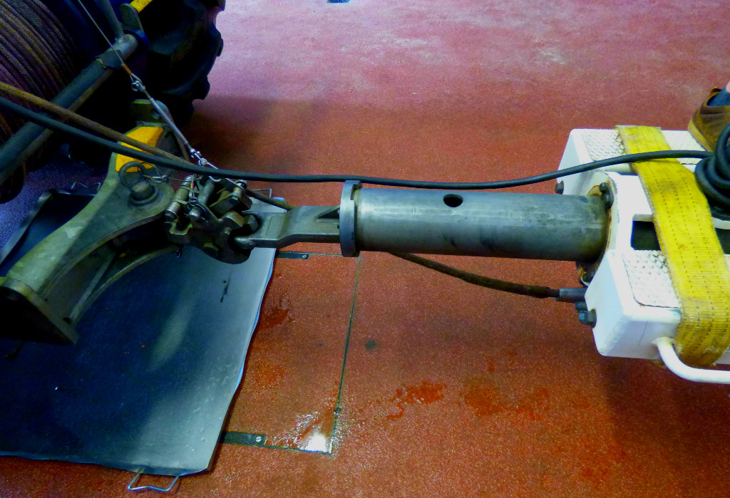 tractor-trailer coupling