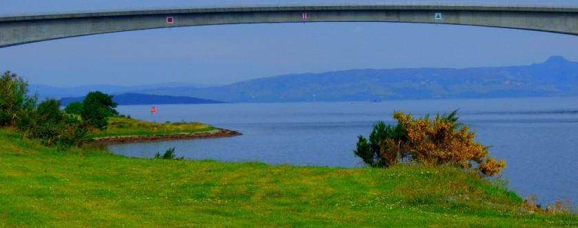 Under Bridge View