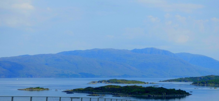 View from the Skye Bridge 2