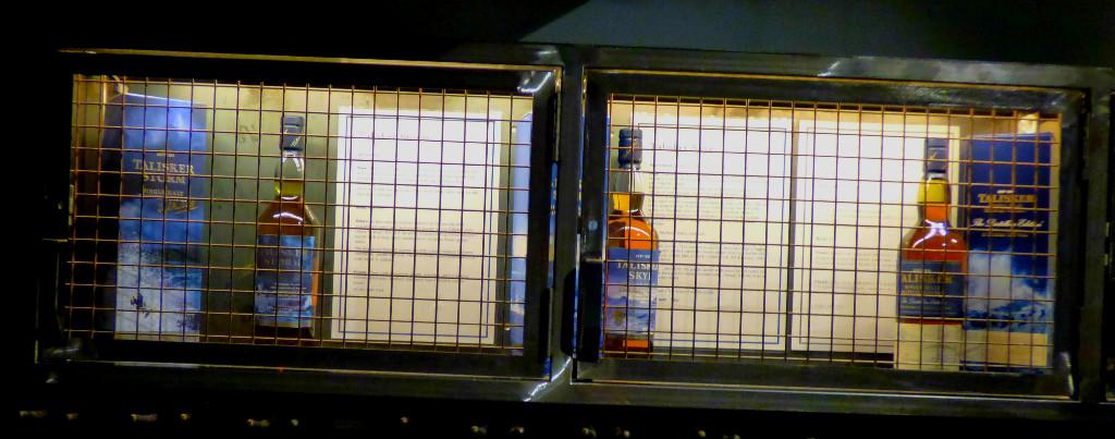 Whiskey display 2