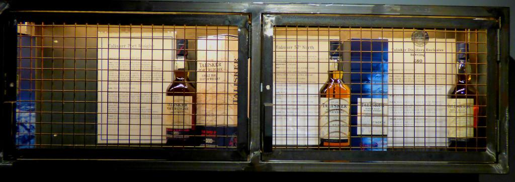 Whisky display 1