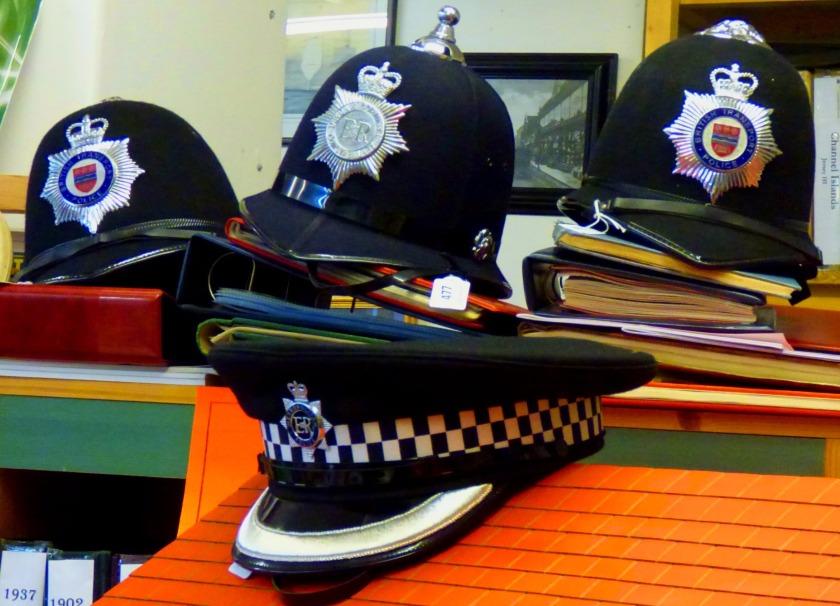 Cop hats