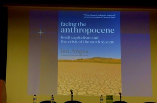 Facing the Anthropocene