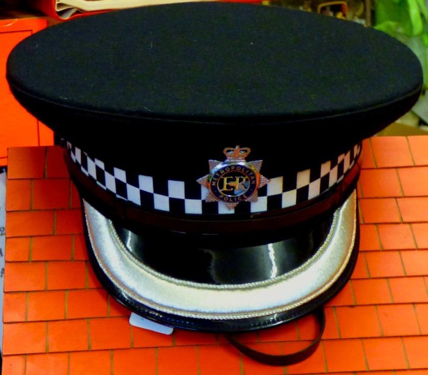 Met police inspector
