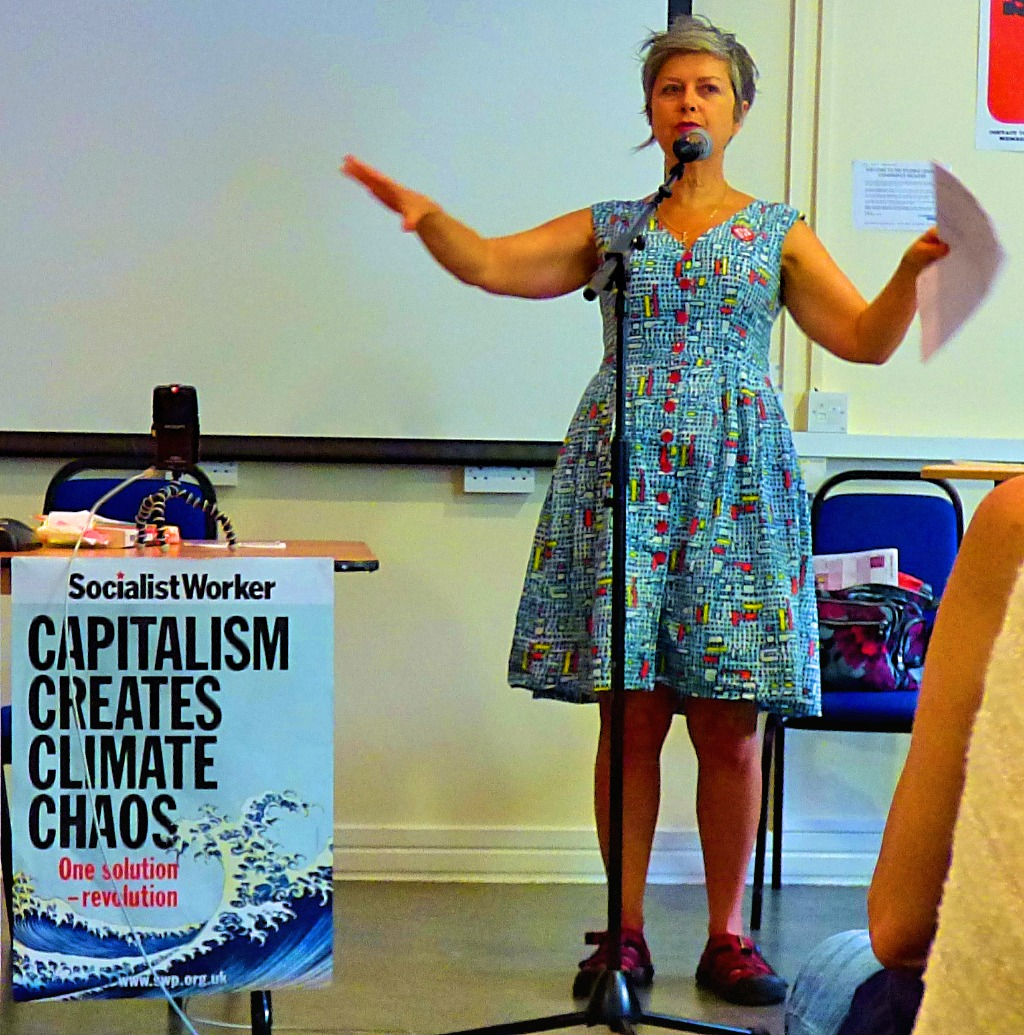 Marxism 2017 – Day 4:Outline