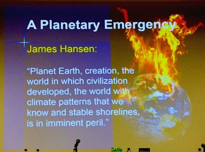 Planetary Emergency