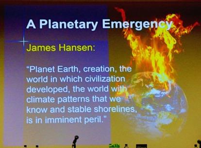 Planetary Emergency